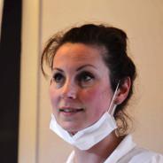 Dana Lüke, Medizinische Fußpflege