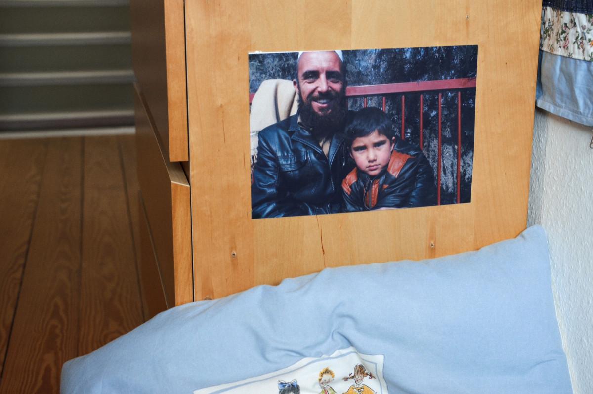 Mustafa und Vater