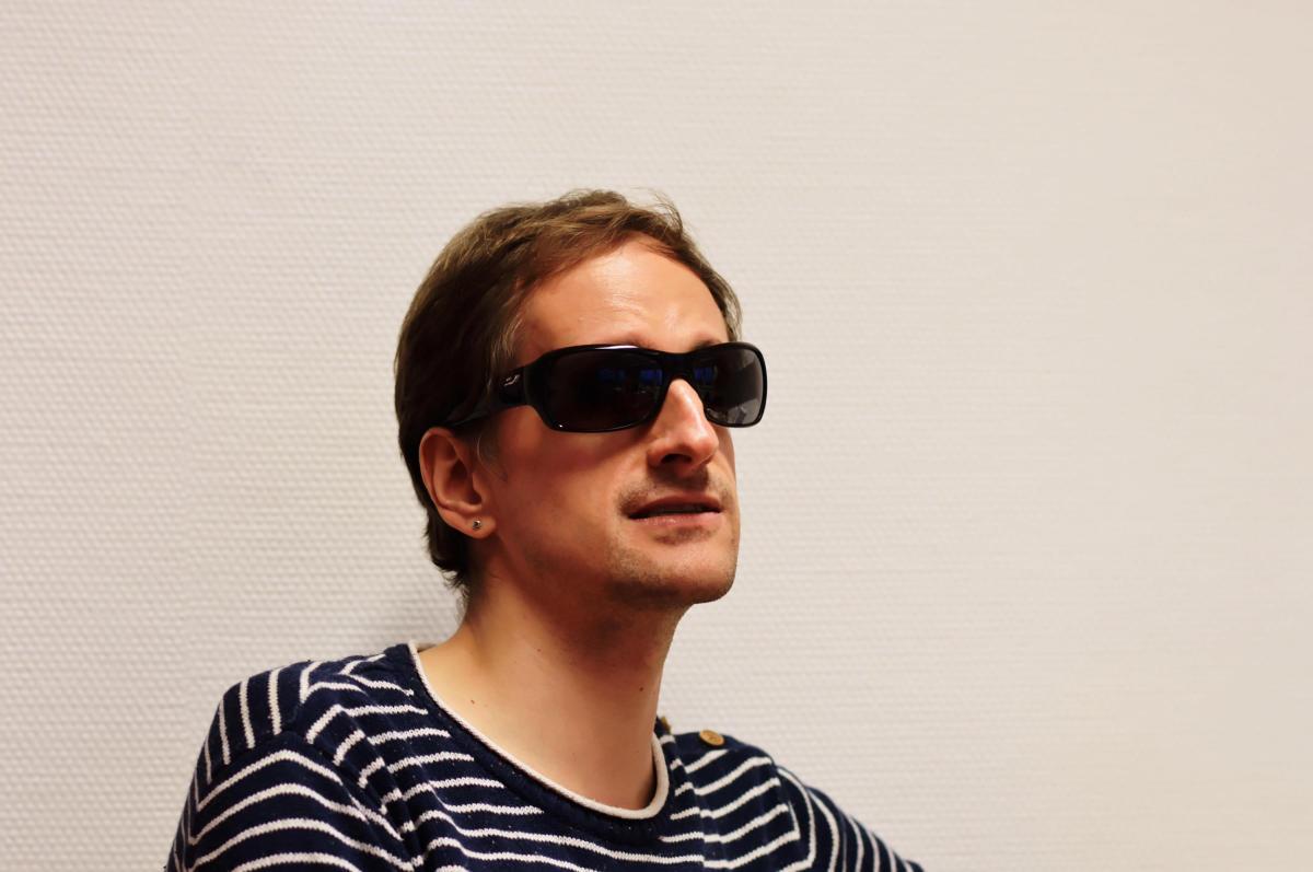 Porträt Heiko Kunert