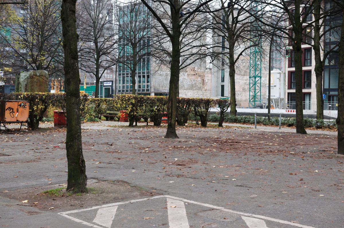 Parkplatz Hopfenmarkt