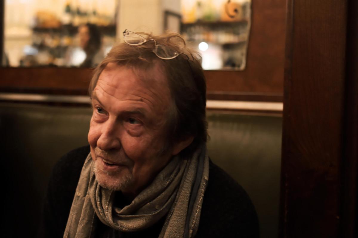 Porträt Max Maack