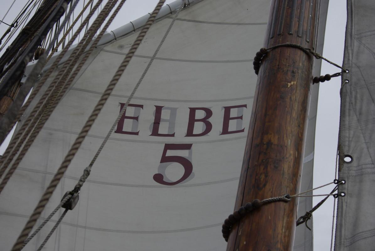 """""""Fyn rundt 2012"""" von Bord des Lotsenschoners No. 5 Elbe!"""