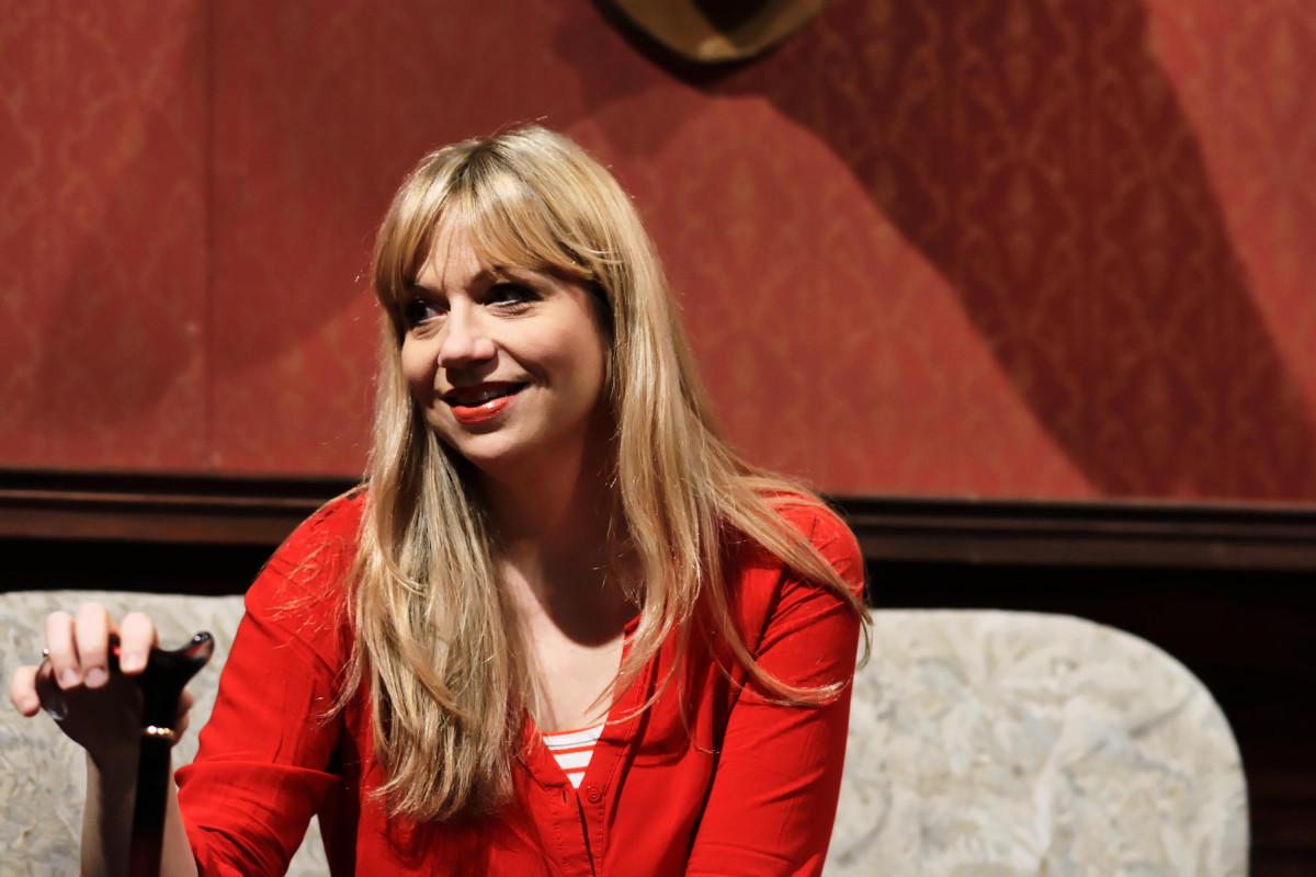 Mirja Regensburg im Interview