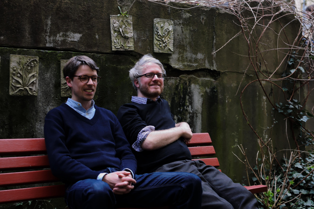 Daniel Beskos & Peter Reichenbach