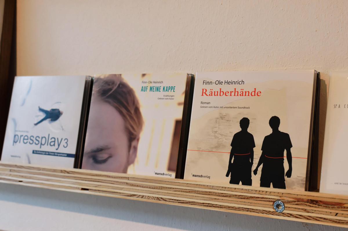 CD von Finn-Ole Heinrich