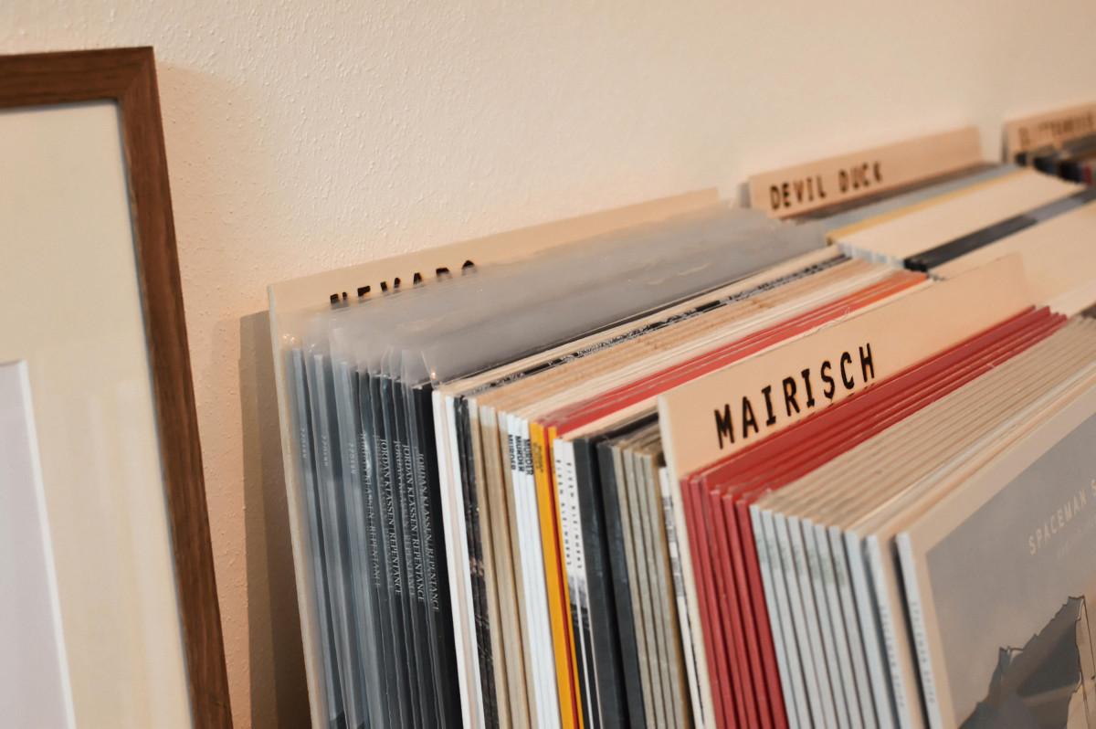 Platten von Mairisch