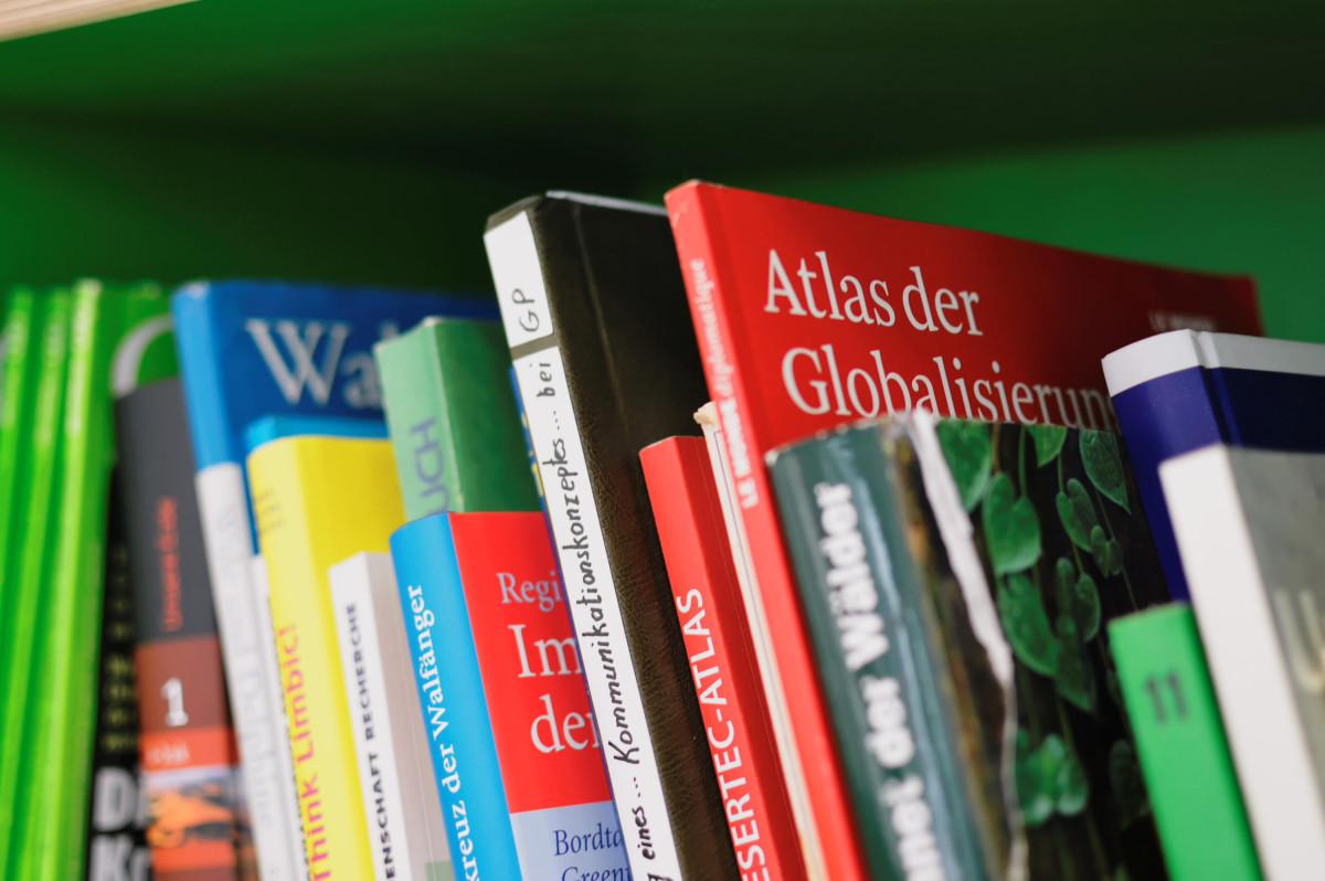 """Buch """"Atlas der Globalisierung"""""""