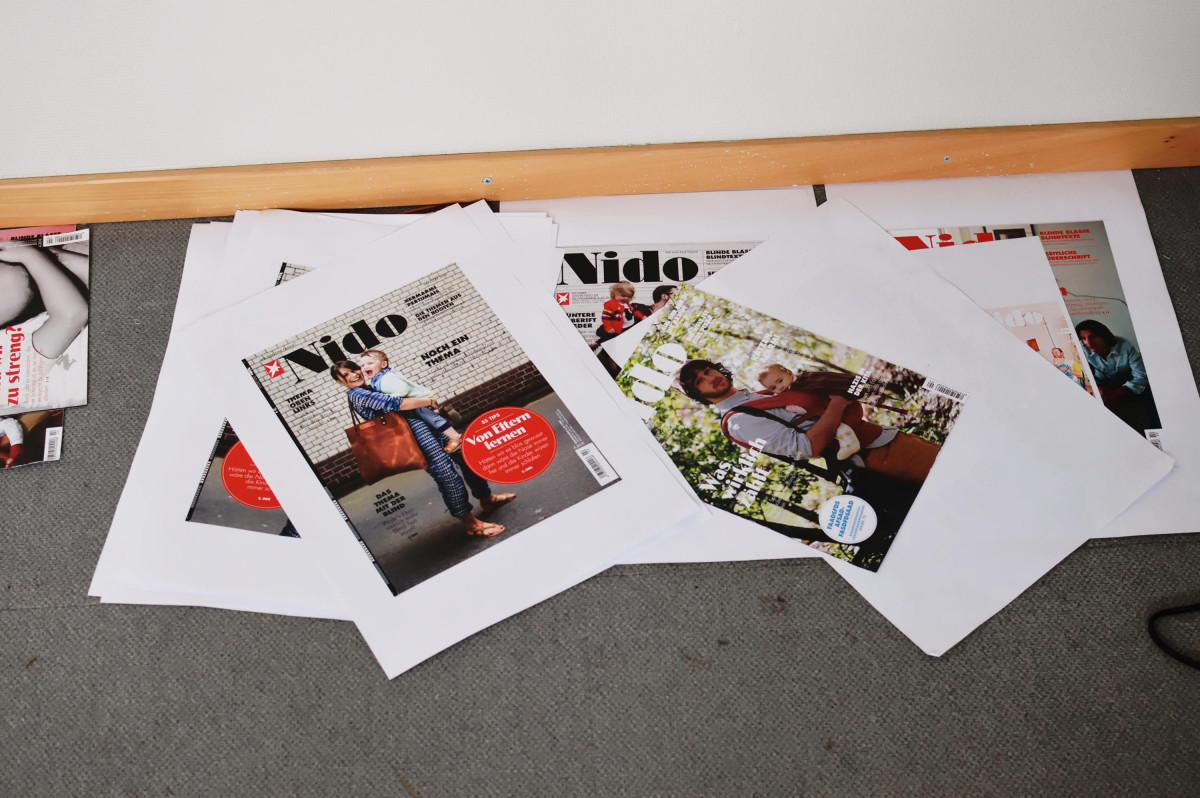 Nido-Seiten