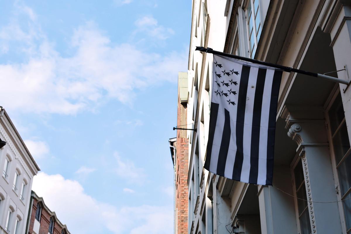 Bretonische Flagge