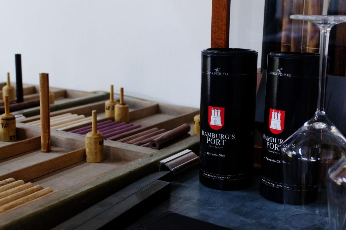 Stifte und Portwein