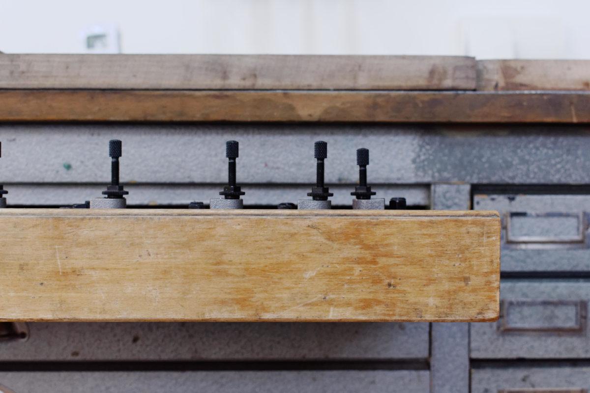 Holz und Werkzeug