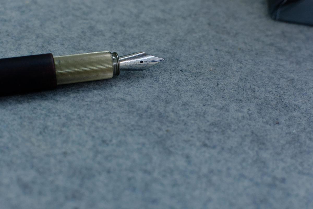 Füller mit Feder